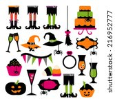 Halloween Party Vector Graphic...