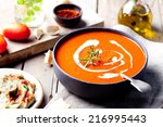 Tomato  Red Pepper Soup  Sauce...
