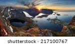 Nature Panorama Mountain...