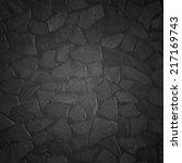 stacked stones | Shutterstock . vector #217169743