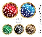 vector   quality management... | Shutterstock .eps vector #217202053