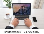 simferopol  russia   august 10  ...   Shutterstock . vector #217295587