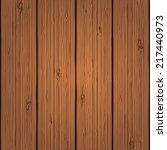 wood texture background. vector ... | Shutterstock .eps vector #217440973