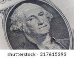 us one  1   dollar bill in a