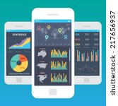 mobile app ui kit. finance...