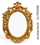vintage frame | Shutterstock . vector #21790348