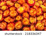 Beautiful Yellow Roses With...