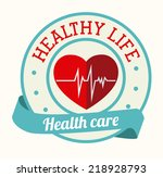 vitamins design over white... | Shutterstock .eps vector #218928793