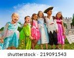 Children Diversity In Festival...