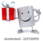 fun mug   Shutterstock . vector #219733993