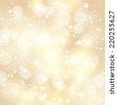 abstract golden background. | Shutterstock . vector #220255627
