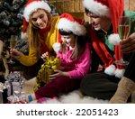 photo of happy family members... | Shutterstock . vector #22051423