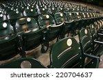Baseball Bleachers