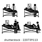 medical design over white...   Shutterstock .eps vector #220739113