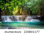 Thailand Waterfall In...