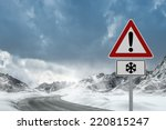 Winter Driving   Winter Road...