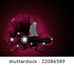 city banner vector composition | Shutterstock .eps vector #22086589