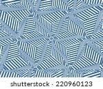 Seamless Stripes Pattern Vecto...