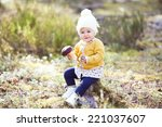 The Baby In The Forest With...