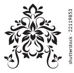 vector vintage element for... | Shutterstock .eps vector #22119853