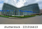 Berlaymont Building ...