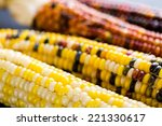 Multi Colored Indian Corn Made...