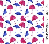seamless pattern with... | Shutterstock . vector #221396173