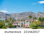 La Quinta Downtown California...