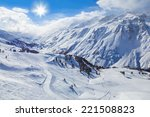 Mountain Ski Resort Hochgurgl...