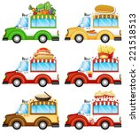illustration of the different... | Shutterstock . vector #221518513
