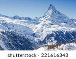 Matterhorn Peak In Sunny Day
