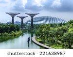 Singapore In Asia