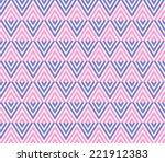 geometrical seamless pattern | Shutterstock .eps vector #221912383