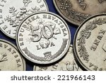 Coins Of Croatia. Croatian...