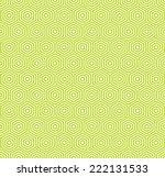 a seamless hexagonal pattern