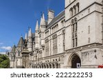 Royal Courts Of Justice In The...