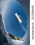 view from below of agile... | Shutterstock . vector #22230640