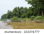 nature of the mekong river in... | Shutterstock . vector #222376777