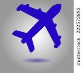 plane icon. travel simbol....