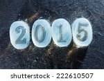 2015 happy new year | Shutterstock . vector #222610507