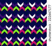 seamless pattern | Shutterstock .eps vector #222667177