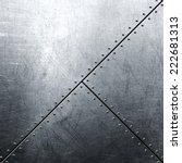 metal background | Shutterstock . vector #222681313