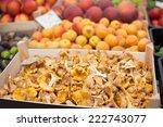 mushroom market | Shutterstock . vector #222743077
