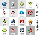 Logo Design Element And...