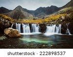 Fairy Falls  Isle Of Skye ...
