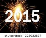 new year   Shutterstock . vector #223033837