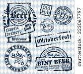 beer design | Shutterstock .eps vector #223067797