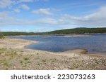hoeljessjoen in vaermland ... | Shutterstock . vector #223073263
