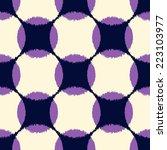 seamless geometric pattern | Shutterstock .eps vector #223103977