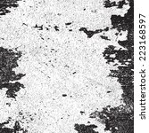 distress overlay texture for...   Shutterstock .eps vector #223168597